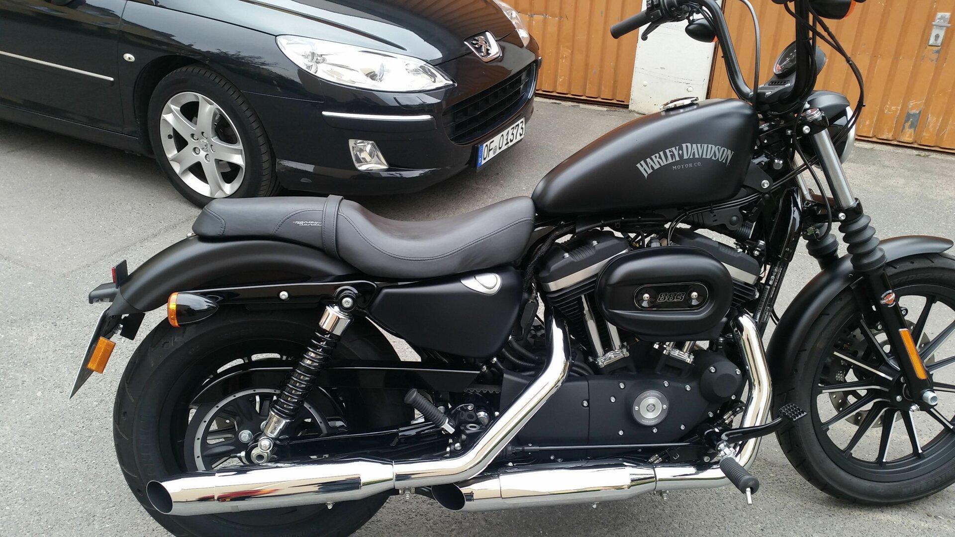 Sound Harley Davidson Sportster