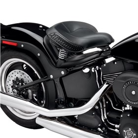 Harley Davidson Softail Heritage Classic Selle Police