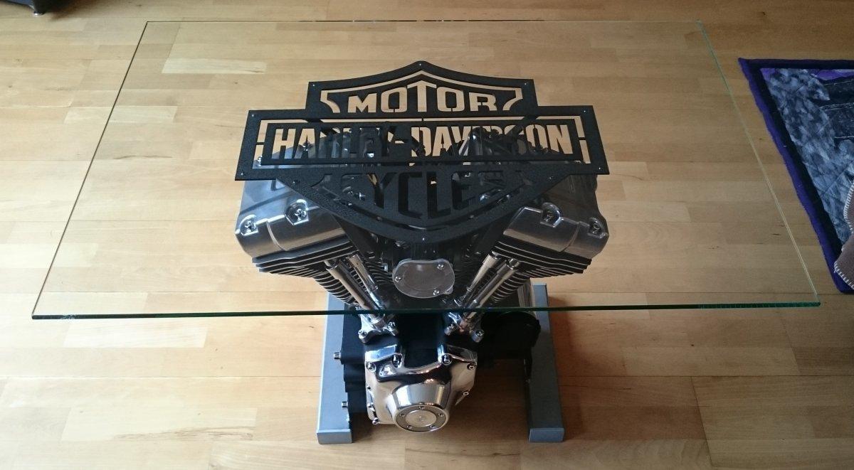 defekter harley motor f r deko zwecke s 1 milwaukee v. Black Bedroom Furniture Sets. Home Design Ideas